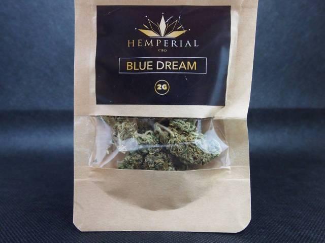 Fleur CBD Blue Dream - 2 grammes - Infusion