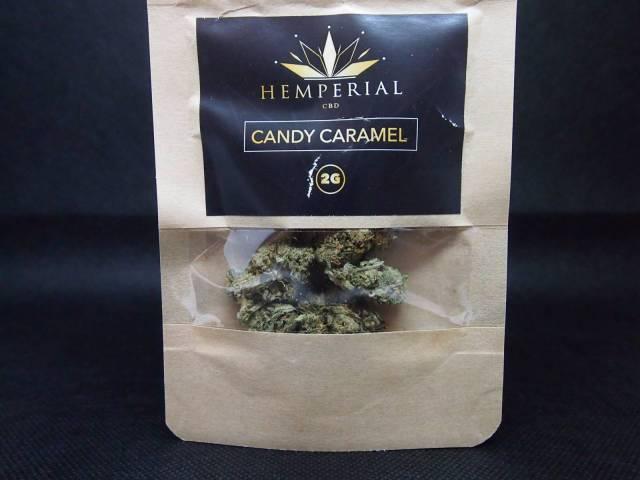 Fleur CBD Candy Caramel - 2 grammes - Infusion